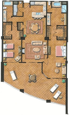 Find New Homes luxury home floorplans Las Cruces New Mexico
